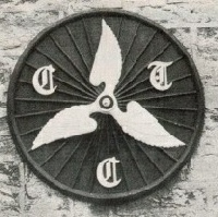 CTC Plain Cast Winged Wheel