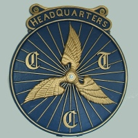 CTC Headquarters Winged Wheel